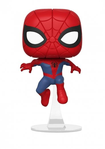 Funko POP! Bobble: Marvel: Animated Spider-Man: Spider-Man фигурка