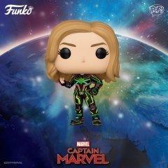Funko POP! Bobble: Marvel: Captain Marvel: Captain Marvel w/Neon Suit источник Captain Marvel