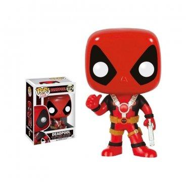 Funko POP! Bobble: Marvel: Deadpool Thumb Up фигурка