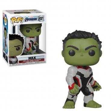 Funko POP! Bobble: Marvel: Avengers Endgame: Hulk фигурка
