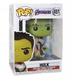 Funko POP! Bobble: Marvel: Avengers Endgame: Hulk серия POP!