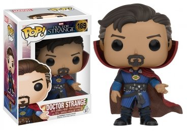 Funko POP! Bobble: Marvel: Doctor Strange: Doctor Strange фигурока