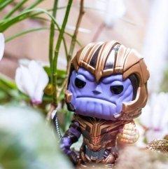 Funko POP! Bobble: Marvel: Avengers Endgame: Thanos источник The Avengers