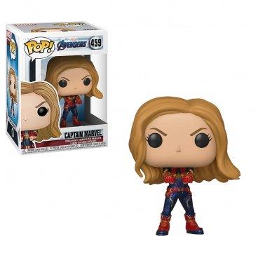 Funko POP! Bobble: Marvel: Avengers Endgame: Captain Marvel фигурка