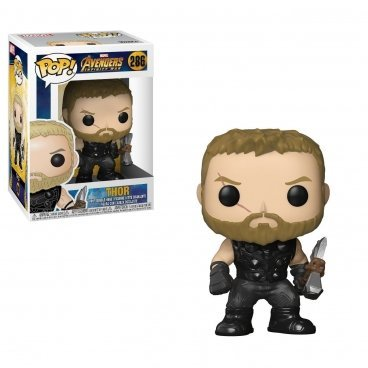 Funko POP! Bobble: Marvel: Avengers Infinity War: Thor фигурока