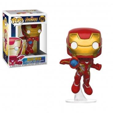 Funko POP! Bobble: Marvel: Avengers Infinity War: Iron Man фигурка