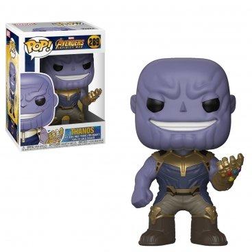 Funko POP! Bobble: Marvel: Avengers Infinity War: Thanos фигурка