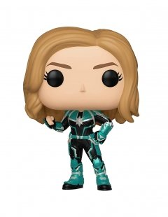 Funko POP! Bobble: Marvel: Captain Marvel: Vers источник Captain Marvel