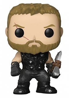 Funko POP! Bobble: Marvel: Avengers Infinity War: Thor источник The Avengers