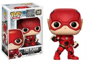Funko POP! Vinyl: DC: Justice League: Flash фигурка