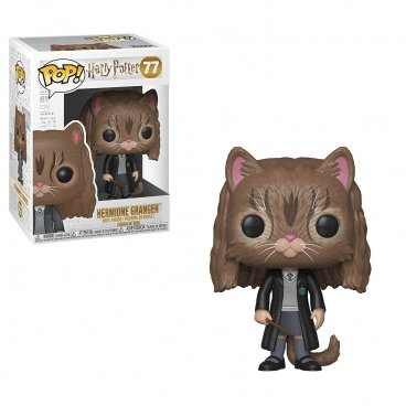 Funko POP! Vinyl: Harry Potter S5: Hermione as Cat фигурка