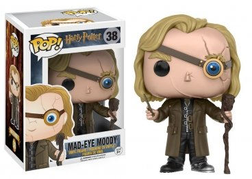 Funko POP! Vinyl: Harry Potter: Mad-Eye Moody фигурка