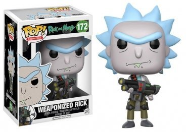 Funko POP! Vinyl: Rick & Morty: Weaponized Rick фигурка