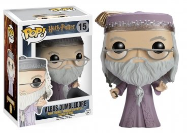 Funko POP! Vinyl: Harry Potter: Dumbledore (Wand) фигурка