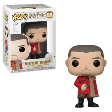 Funko POP! Vinyl: Harry Potter S7: Viktor Krum (Yule) фигурка
