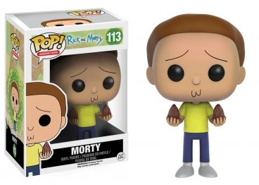 Funko POP! Vinyl: Rick & Morty: Morty фигурка