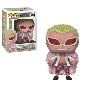 Funko POP! Vinyl: One Piece S3: DQ Doflamingo фигурока