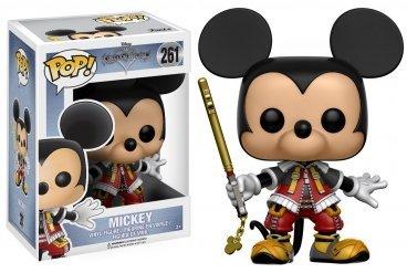 Funko POP! Vinyl: Disney: Kingdom Hearts: Mickey фигурка