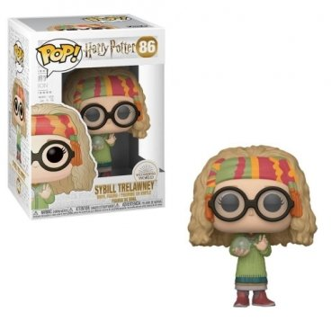 Funko POP! Vinyl: Harry Potter S7: Professor Sybill Trelawney фигурка