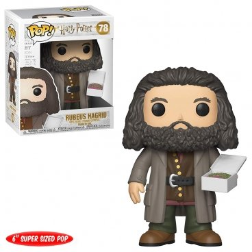 "Funko POP! Vinyl: Harry Potter S5: 6"" Hagrid w/Cake фигурка"
