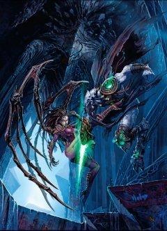 Артбук Вселенная Blizzard Entertainment источник Blizzard Entertainment