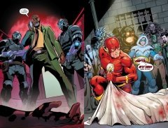 Комикс Вселенная DC. Rebirth. Флэш. Книга 5. Негатив автор Джошуа Уильямсон