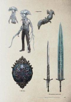 Артбук Bloodborne: Официальные Иллюстрации изображение 1