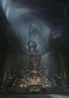 Артбук Bloodborne: Официальные Иллюстрации издатель Xl Media