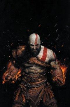 Комикс God of War источник God of War