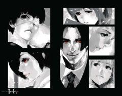 Ранобэ Токийский гуль: Дни издатель Азбука-Аттикус