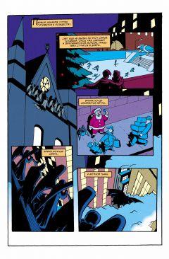 Комикс Бэтмен. Приключения. Новогодний спецвыпуск источник Batman