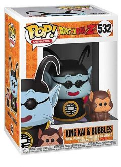 Funko POP! Vinyl: Dragonball Z S5: King Kai & Bubbles источник Dragon Ball