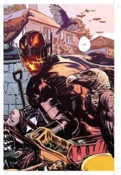 Комикс Marvel 1985 автор Марк Миллар и Томми Ли Эдвардс