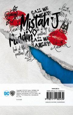 Книга Харли Квинн: Безумная любовь источник Harley Quinn