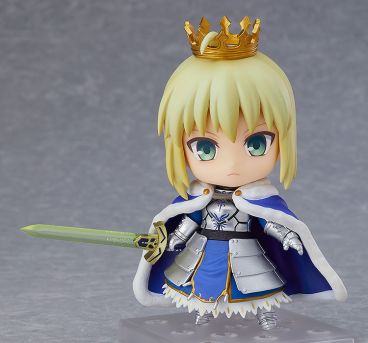 Nendoroid Saber/Altria Pendragon: True Name Revealed Ver. фигурка