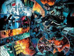 Комикс Вселенная DC. Rebirth. Бэтмен. Detective Comics. Книга 6. Бэтмены навсегда автор Джеймс Тайнион IV, Альваро Мартинес, Эдди Барроуз, Джо Беннетт, Мигель Мендоса и Хавьер Фернандес