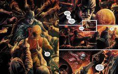 Комикс Бэтмен Проклятый автор Брайан Аззарелло и Ли Бермехо