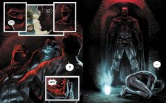 Комикс Бэтмен Проклятый источник Batman