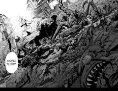 Манга One-Punch Man. Книга 8. издатель Азбука-Аттикус