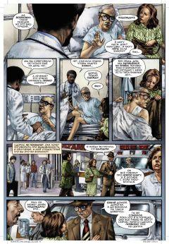Комикс Чудеса: объектив. Руины. серия Marvel