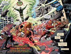 Комикс Война Флэшей источник Flash