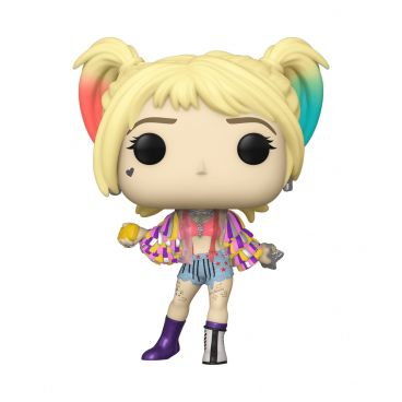 Funko POP! Vinyl: DC: Birds of Prey: Harley Quinn (Caution Tape) фигурка