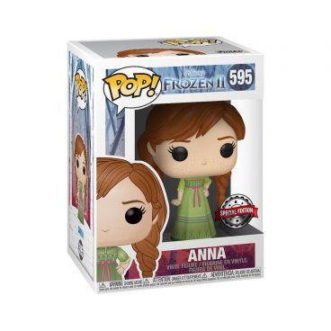 Funko POP! Vinyl: Disney: Frozen 2: Anna (Nightgown) (Exc) фигурка