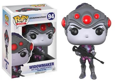 Funko POP! Vinyl: Games: Overwatch: Widowmaker фигурка