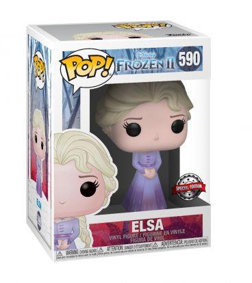Funko POP! Vinyl: Disney: Frozen 2: Elsa (Intro) (Exc) фигурка