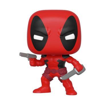 Funko POP! Bobble: Marvel: 80th First Appearance: Deadpool фигурка