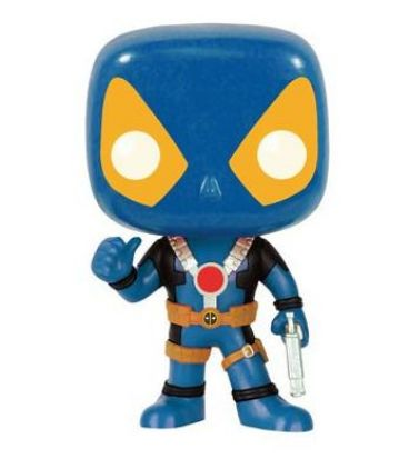"Funko POP! Bobble: Marvel: Deadpool: 10"" Deadpool ThumbsUp (BU YW) (Exc) фигурка"