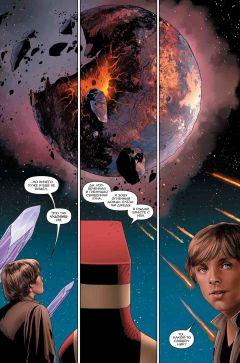 Комикс Звёздные Войны. Том 7. Пепел Джеды автор Кирон Гиллен