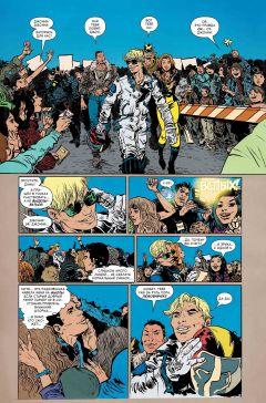 Комикс Гражданская Война. Фантастическая Четверка серия Marvel