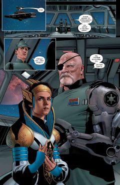 Комикс Звёздные Войны. Том 7. Пепел Джеды изображение 1